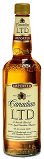 Canadian Ltd Canadian Whisky 750ml - Case of 12